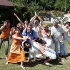 Damanhur España: ¿Quien está Listo para Partir?
