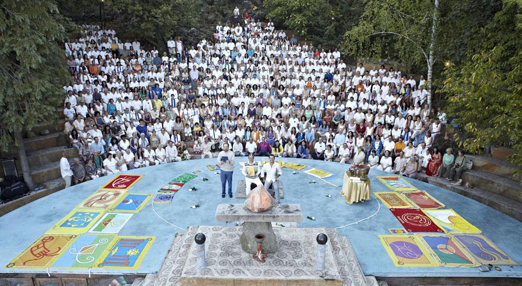 Popolo Spirituale: Programa de Agosto
