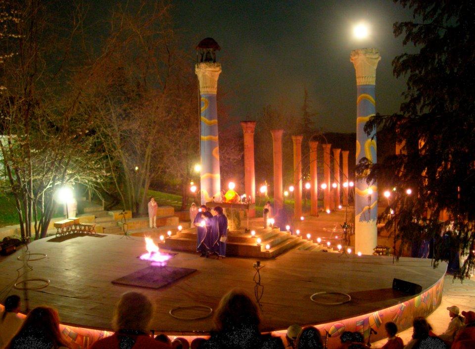 Oráculo de abril 2014 – Respuesta para Damanhur