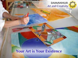 tu arte es tu existencia