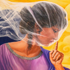 El silencio divino para comunicar