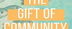 El regalo de la comunidad nº 3