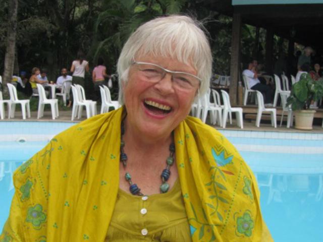 Hildur Jackson, una vida de amor en comunidad