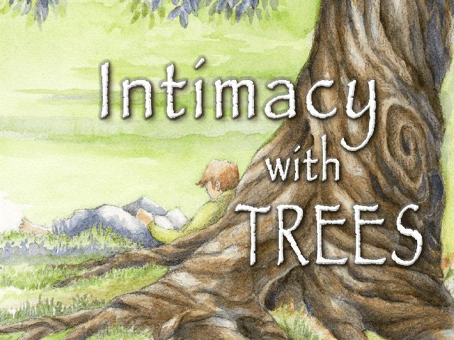 Intimidad con árboles