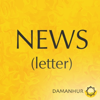 Damanhur News: Ábrete a la renovación de la primavera