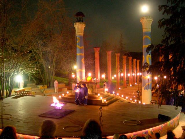 Oráculo para Damanhur, 27 de Septiembre de 2015