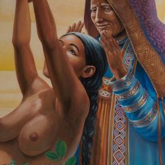 Pachamama, la diosa presente en el corazón de todos