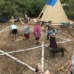 Pioneros damanhurianos en Australia