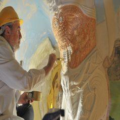 Cómo he llegado a Damanhur:  Pangolino Tulipano