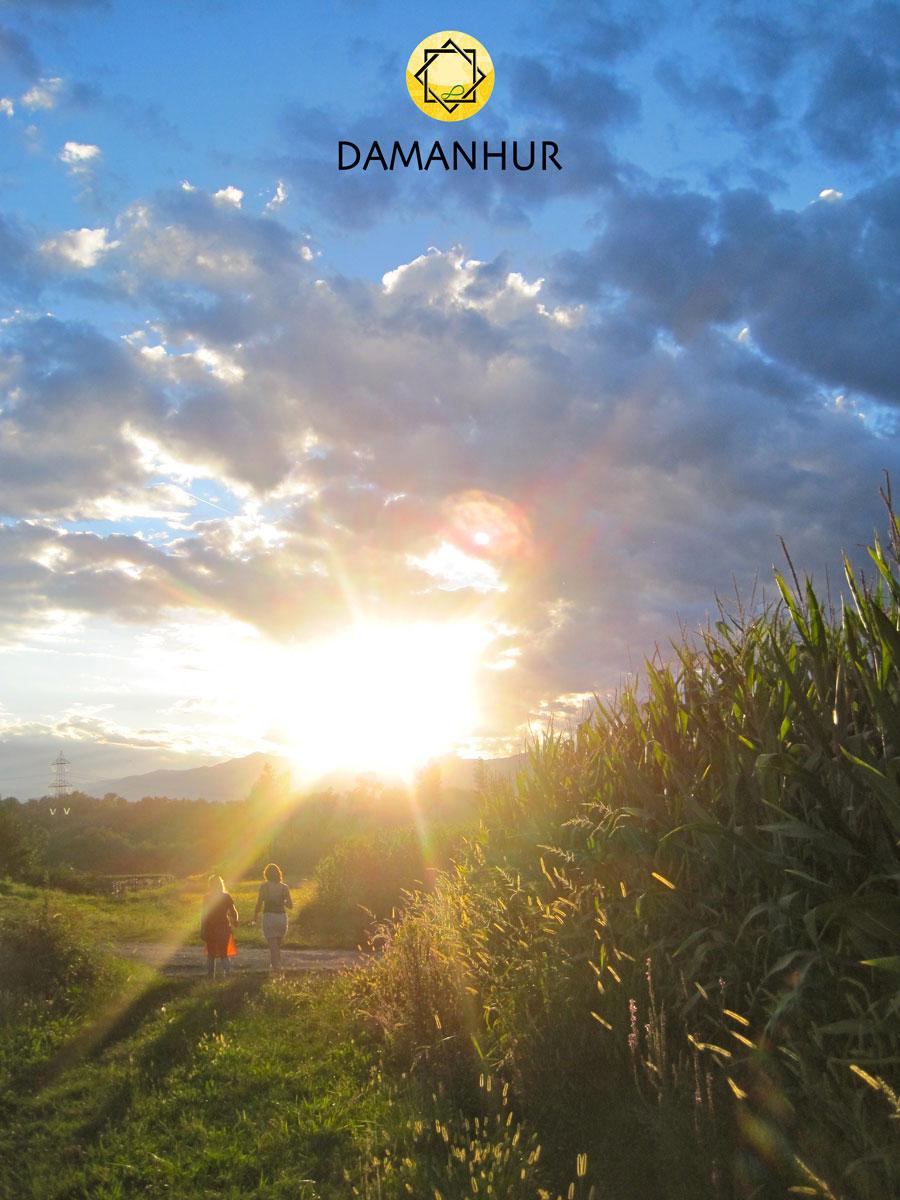 Damanhur News: La belleza (y no sólo) de la primavera