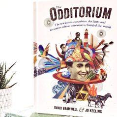 "Falco Tarassaco en ""El Odditorium"""