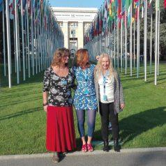Damanhur en las Naciones Unidas en Ginebra