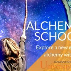 ¿Por qué existe una Escuela de Alquimia?