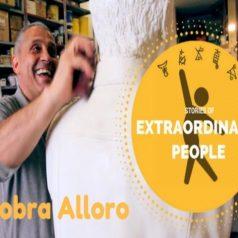 Gente extraordinaria – Cobra Alloro