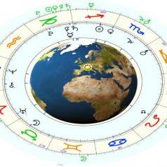 Pronóstico astrológico para diciembre 2017