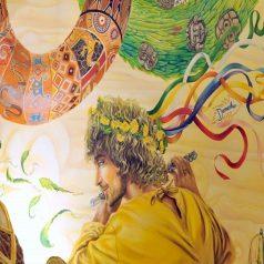 Pan-psíquico y el devenir de Dios