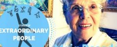 Retrato de personas extraordinarias: Maia Reseda Luteola