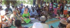 Ayuda para reforestal el Senegal